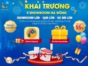 Khai trương Showroom Hải Linh Hà Đông với Quà Lớn - Ưu đãi Lớn