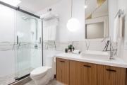 Mẹo cải tạo nhà tắm đẹp như homestay