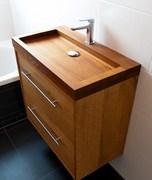 Những mẫu thiết kế bồn rửa mặt đình đám nhất hiện nay