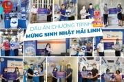 Chuong trinh khuyen mai sinh nhat Hai Linh 14 nam