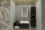 Mẫu gương phòng tắm thông minh cho không gian sang trọng