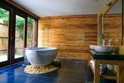 Biến tấu với không gian phòng tắm 6m2