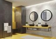Tân trang phòng tắm đón năm mới 2021