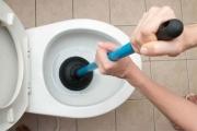 Cách xử lý khi nhà vệ sinh bị tắc cực kỳ dễ dàng