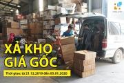 """Khuyen mai """"Xa kho - Gia goc"""" Thiet bi ve sinh tai Hai Linh"""