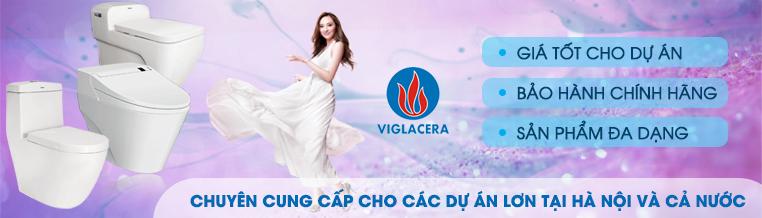 Thiết bị vệ sinh viglacera được các bạn Việt yêu thích
