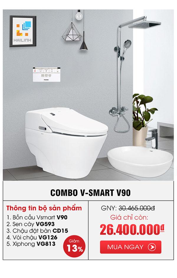 Combo V-Smart V90