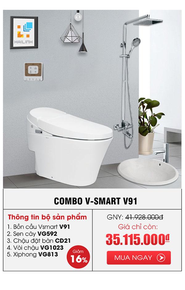 Combo V-Smart V91