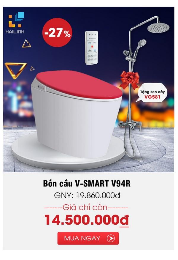 Bon cau V-Smart V94R
