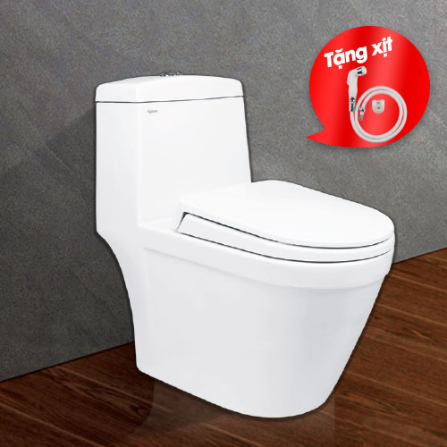 Bon cau Viglacera V35 tang xit toilet