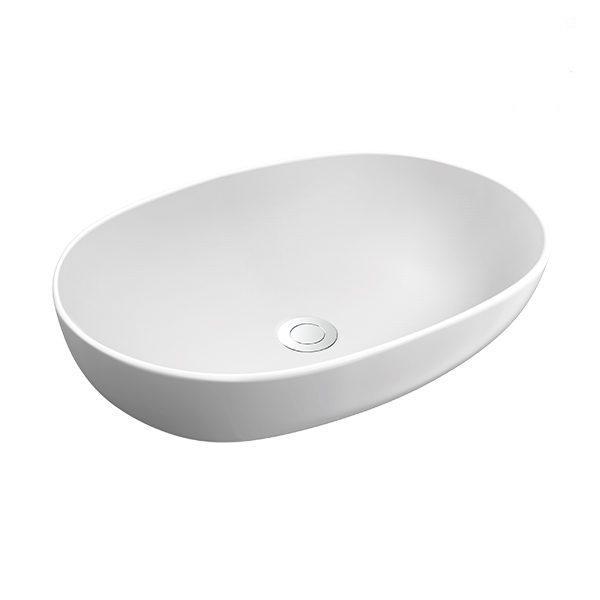 Chậu rửa đặt bàn Viglacera Platinum P.23.350