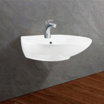 Chậu rửa Viglacera chân treo tường V39 (VI39)