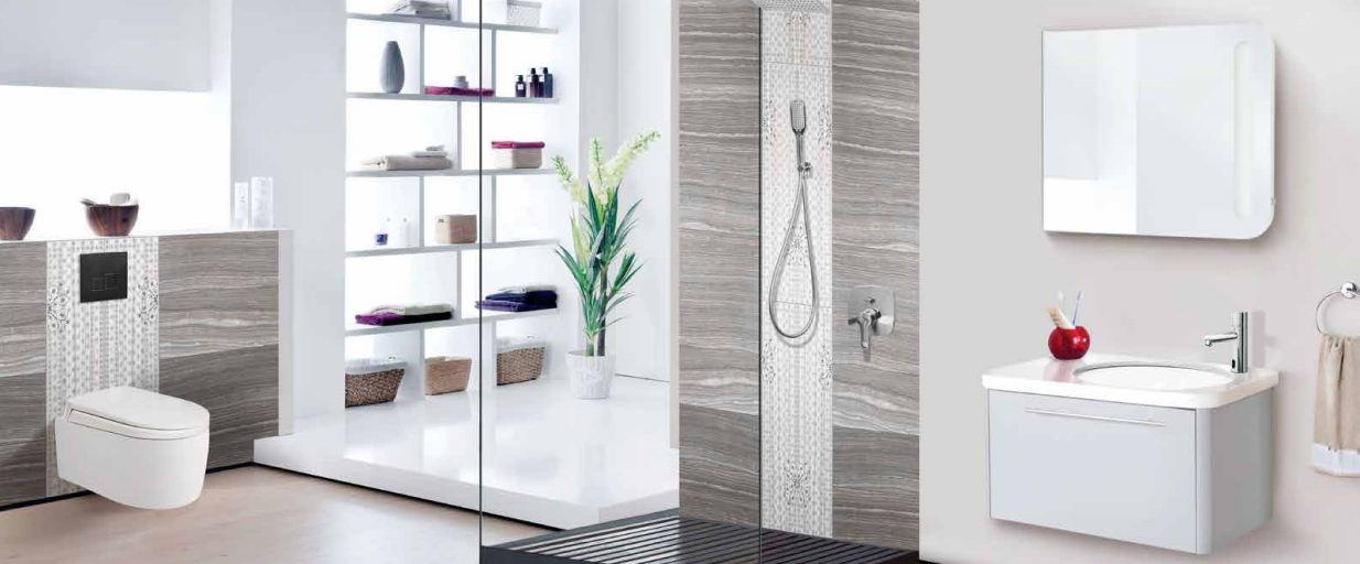 Viglacera cho phòng tắm hiện đại hơn