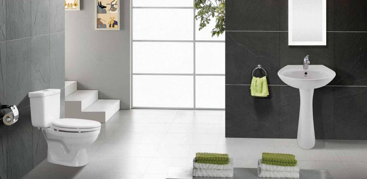 Cách chọn thiết bị vệ sinh đẹp cho phòng tắm gia đình bạn
