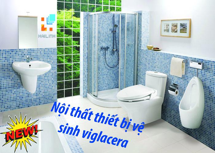 Thiết bị phòng tắm Viglacera cao cấp