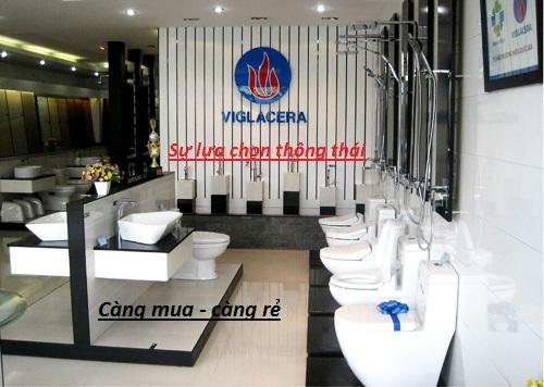 Lựa chọn thiết bị vệ sinh thông thái