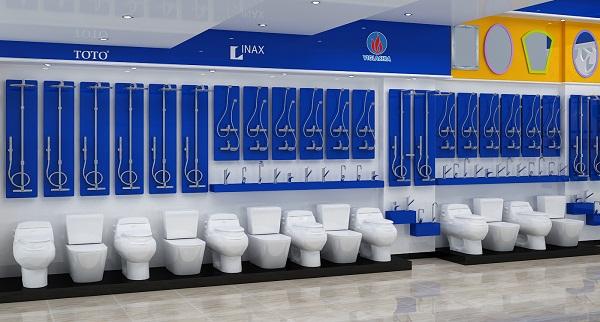 địa chỉ mua thiết bị vệ sinh