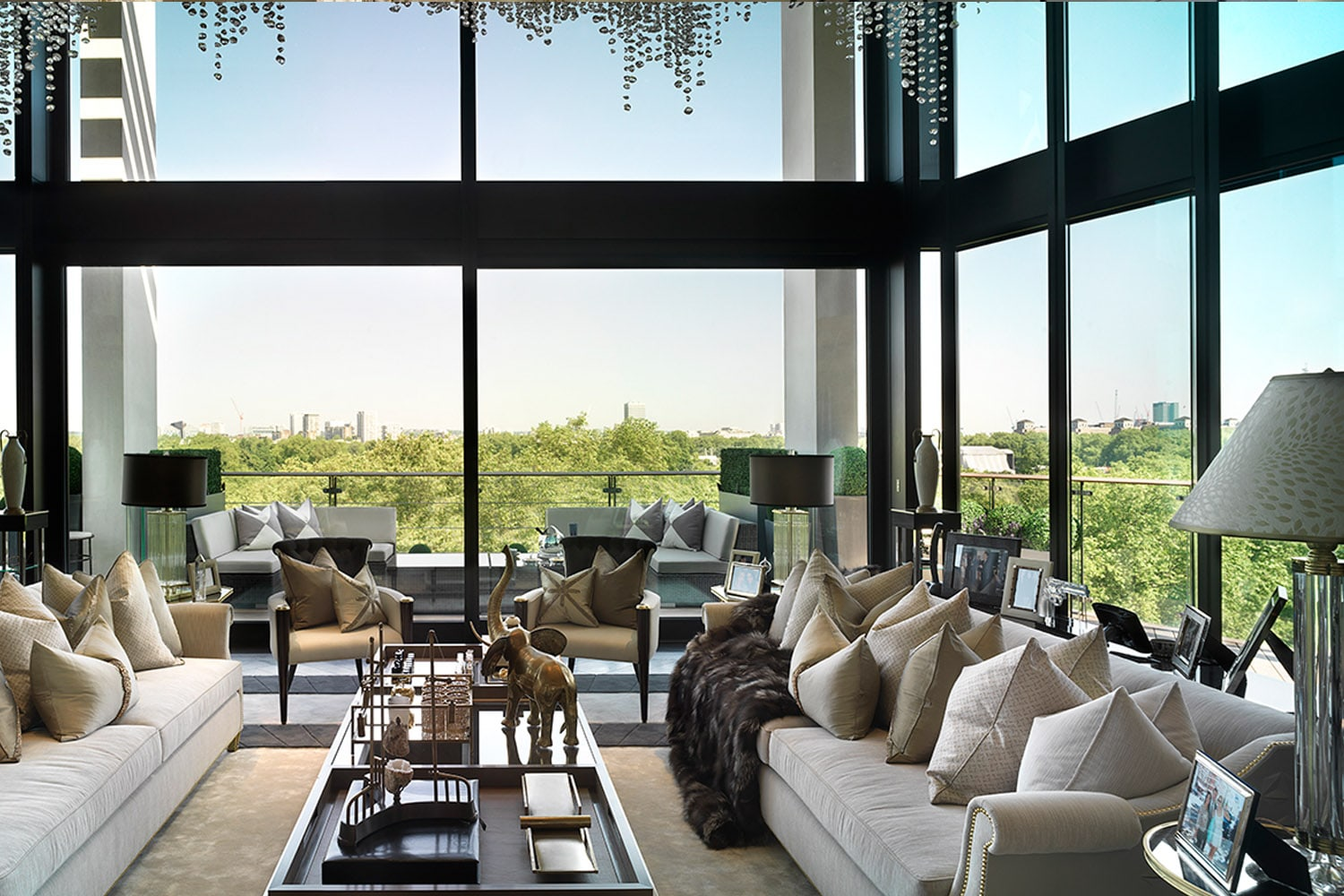 Penthouse One Hyde Park
