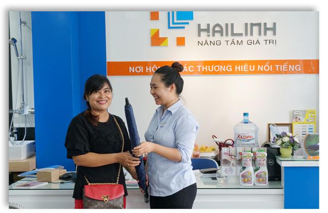 Chị Luyến ở Quốc Oai, Hà Nội
