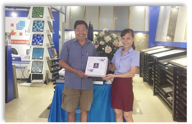 Chú Bá Hưởng ở Long Biên, Hà Nội