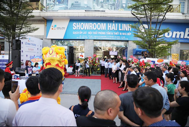 Showroom Hai Linh Ha Dong