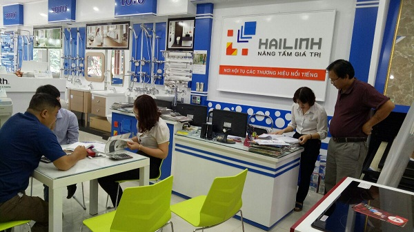 Showroom Hai Linh